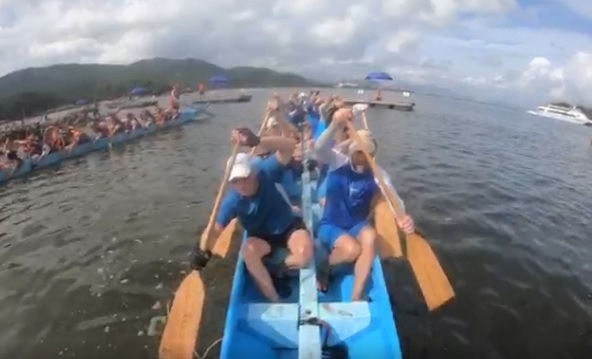 DB Dragon Boat Team Video